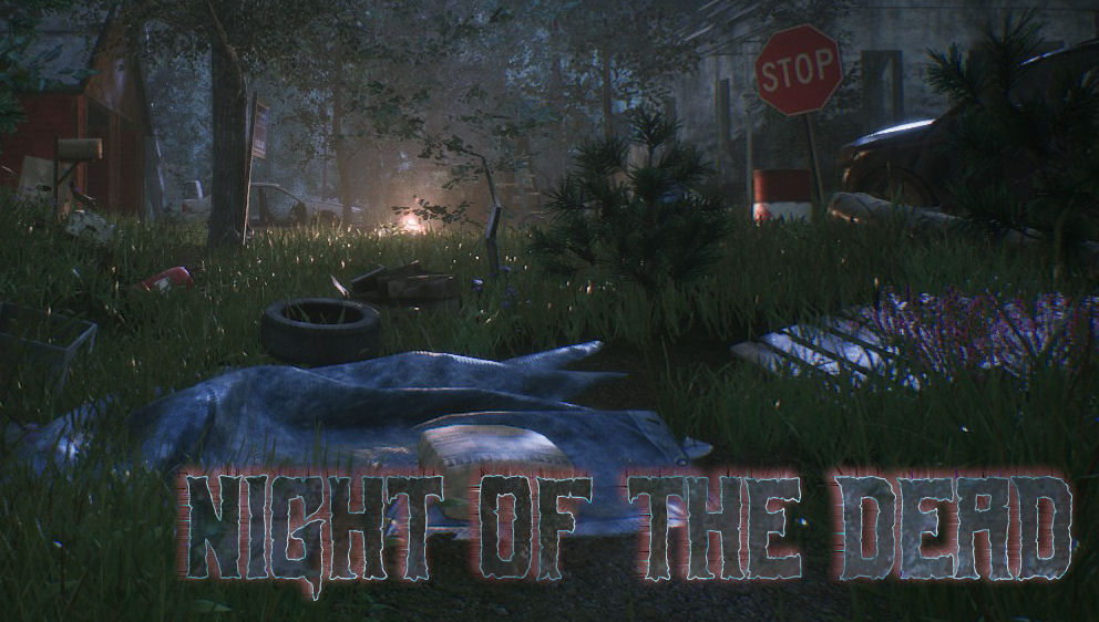 Night of the Dead Artwork of the Month